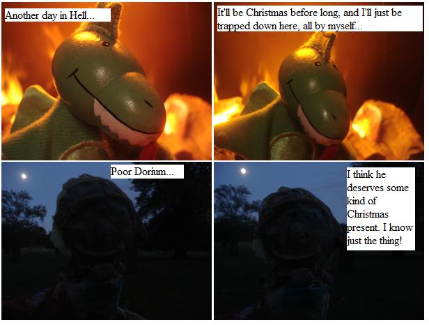 Dorium's Christmas Present