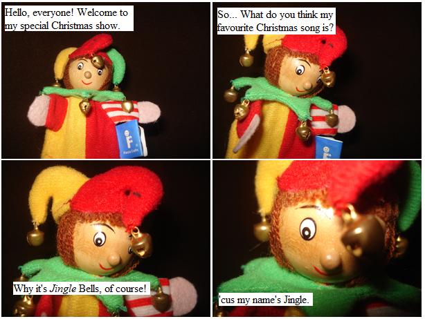 Jingle's Christmas Show