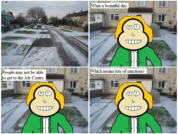 Snow Morality